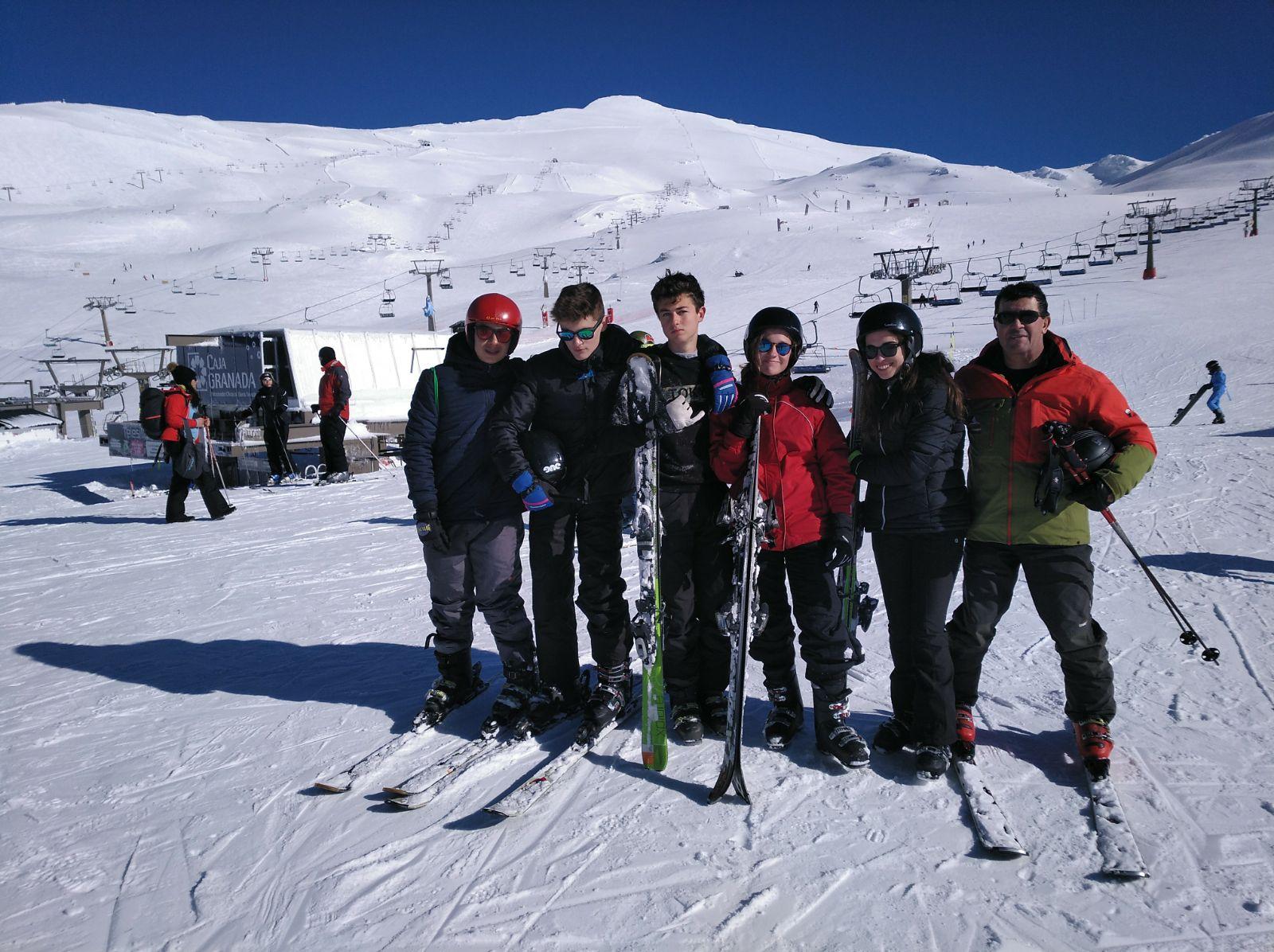 Excursión Málaga - Sierra Nevada, 01 de Febrero 2020
