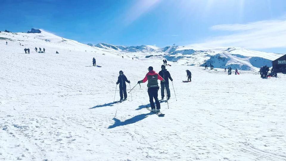 Campamento de Semana Blanca en Sierra Nevada - 25, 26 y 27 de Febrero 2019