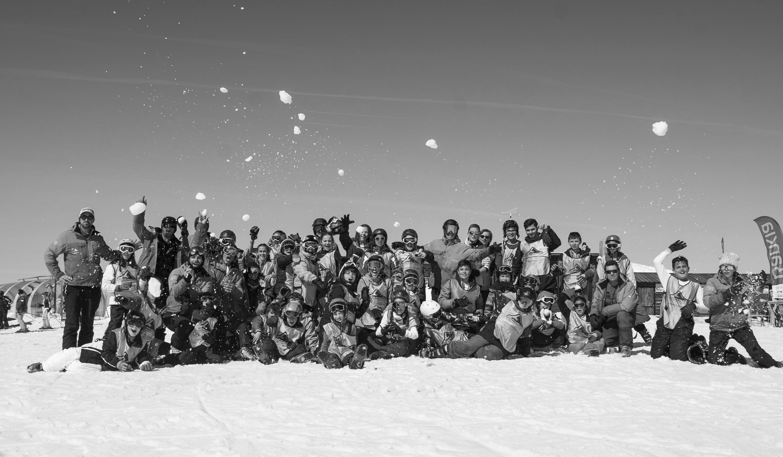 Campamento de Semana Blanca en Sierra Nevada 2020 - 24, 25, 26 y 27 de Febrero 2020